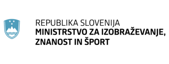 Ministrstvo za izobraževanje, znanost in šport-logo